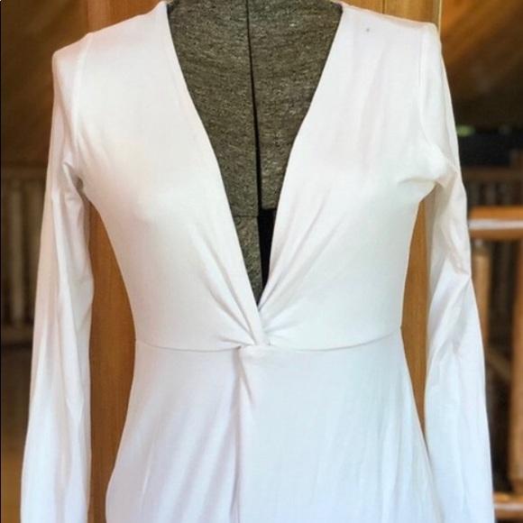 Sexy white Guess dress
